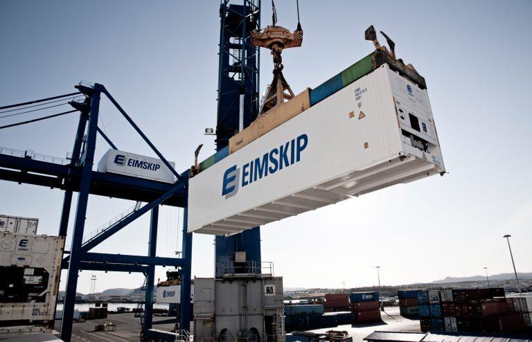 Container Eimskip