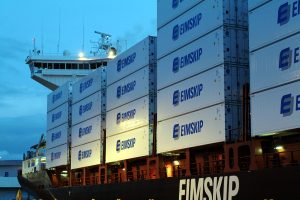 Eimskip Containers