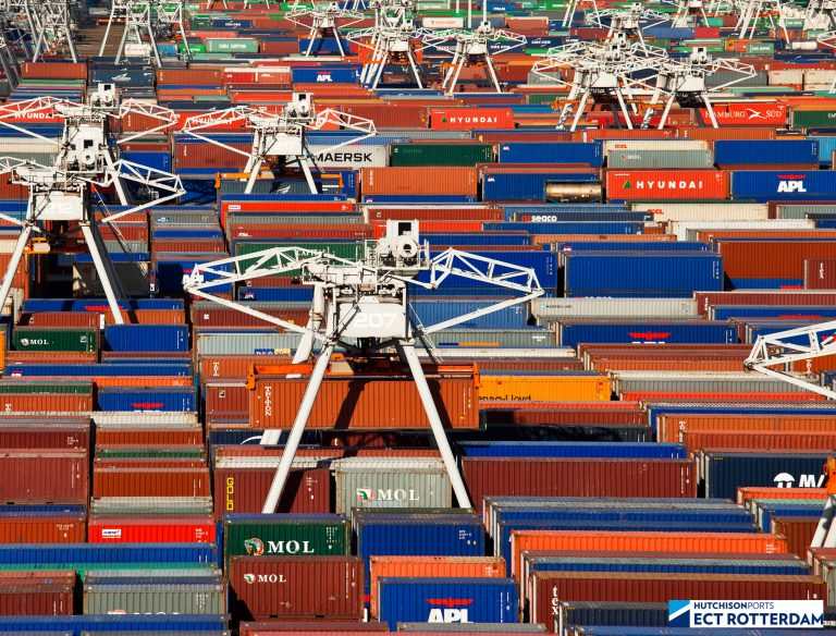 Europe Container Terminal (Photo: Hutchison Ports ECT Rotterdam)