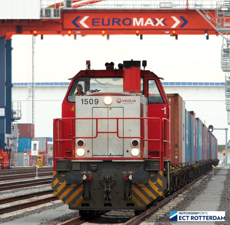Europe Container Terminal - Euromax