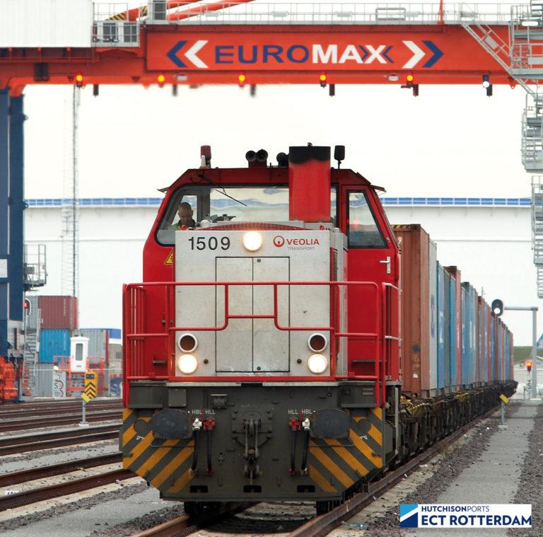 Europe Container Terminal - Euromax