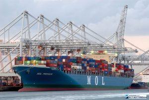 The Mol Premium at the Port of Rotterdam