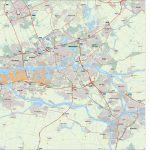 PART II - MAP ROTTERDAM PORT AREA