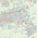 PART II - MAP ROTTERDAM PORT AREA