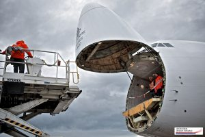 Airfreight - Singapore Airlines Cargo