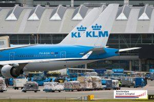 Airfreicht - KLM