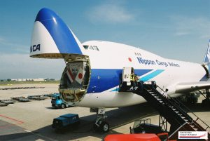Airfreight - Nippon Cargo Airlines