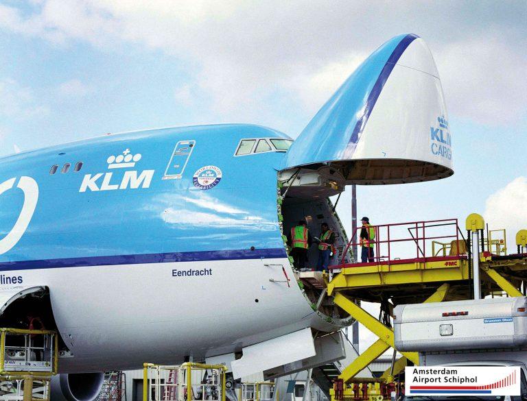 Airfreight - KLM - De Eendracht