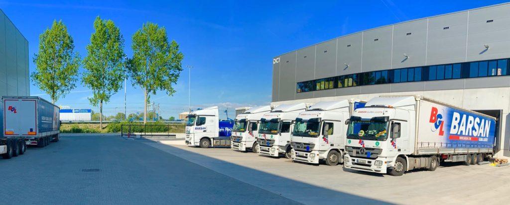 Barsan Global Logistics BV | Active in Rotterdam Port |