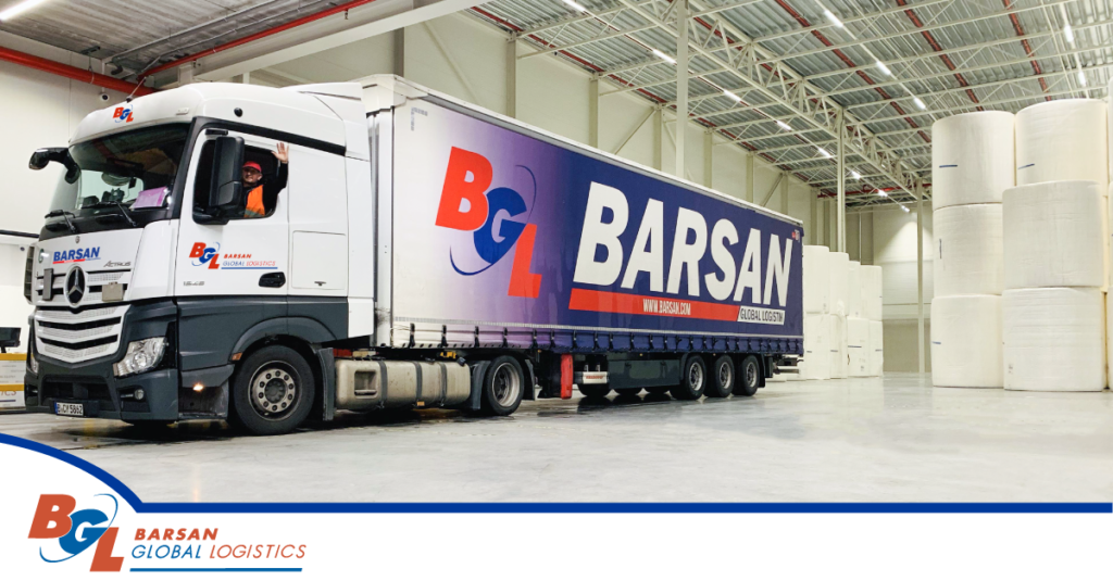 Barsan Global Logistics BV | Active in Rotterdam Port |