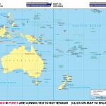 Map XIX Australia | Map XX Oceania