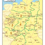 Map 11 Germany - Region 1-6