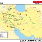 Map 15 Iran & Iraq