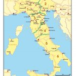 Map 17 Italy & Malta