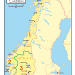 Map 19 Norway