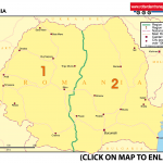 Map 22 Romania