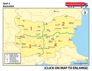 Map 4 Bulgaria