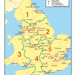 Map 8 England & Wales