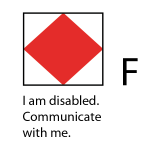 F - I am disabbled