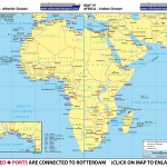 Map V Africa - Atlantic Ocean  | Map VI Africa - Indian Ocean