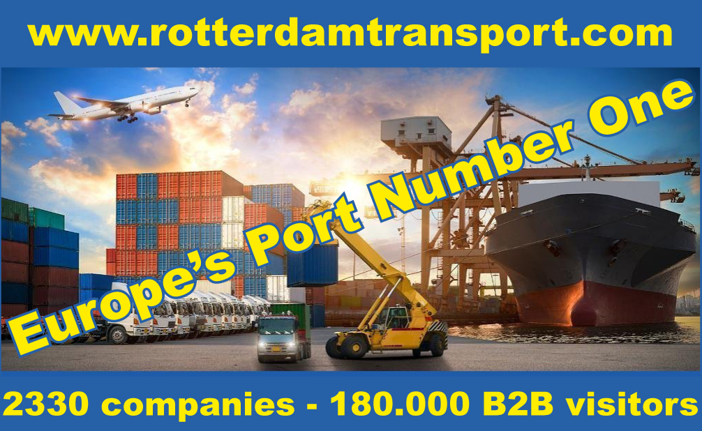 2300 companies active in Port of Rotterdam | Rotterdam Transport
